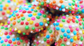 Rainbow Sprinkles Butter Cookies
