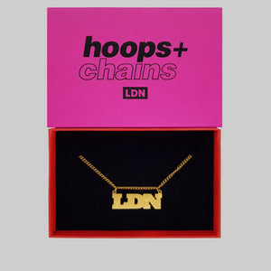 LDN Chain - Hoops + Chains LDN