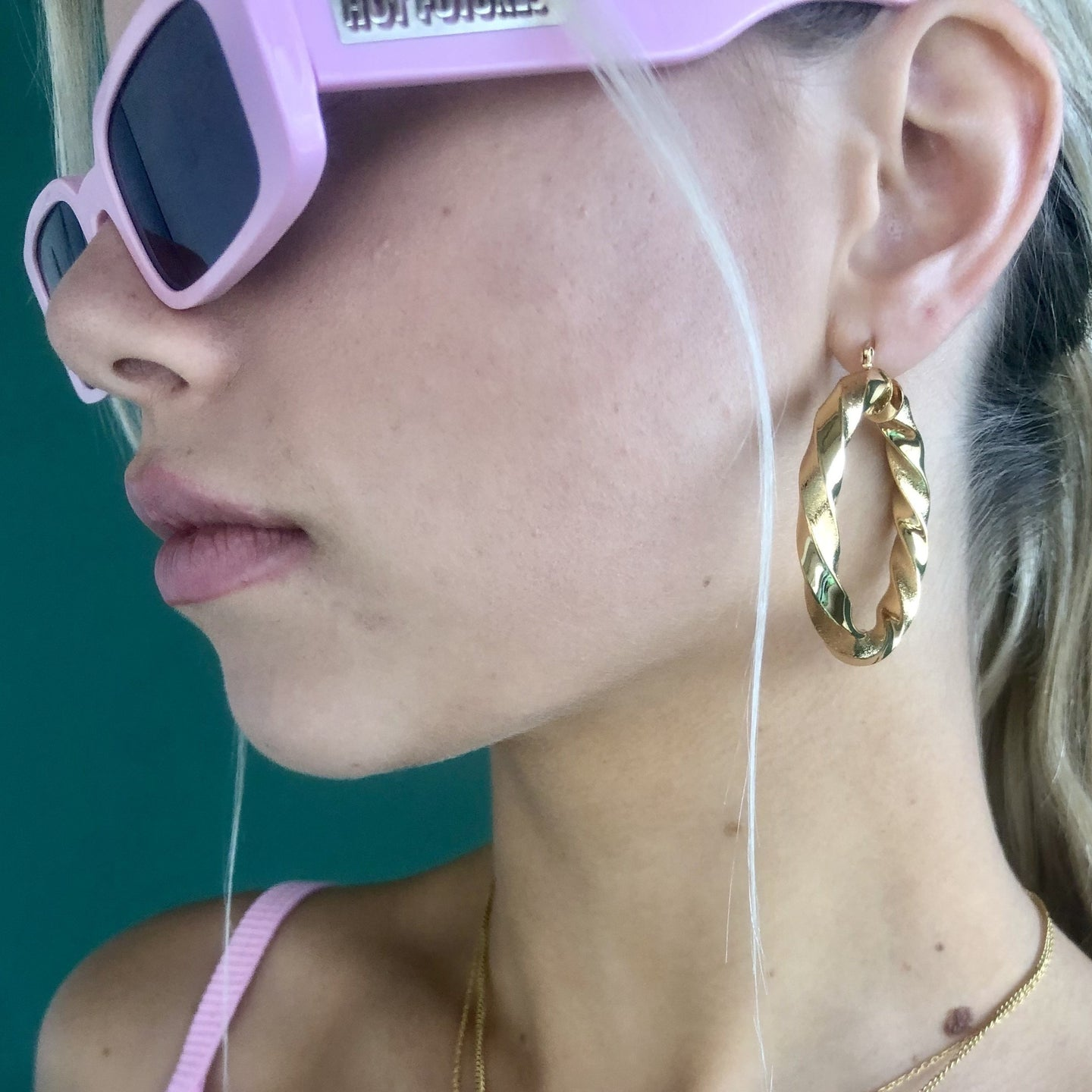 Amy Hoops - Hoops + Chains LDN