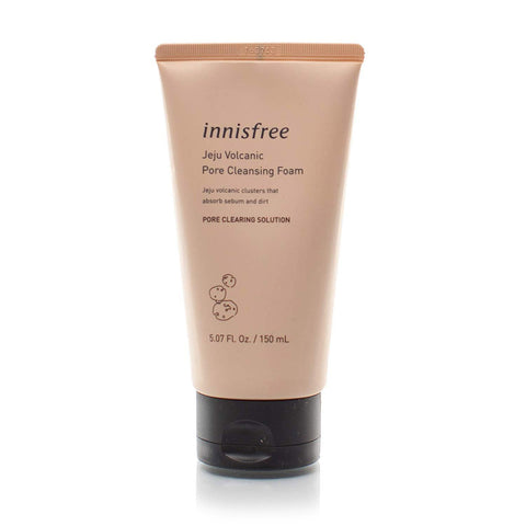 Innisfree Jeju Volcanic Pore Cleansing Foam 150ml / 5.07 Fl Oz