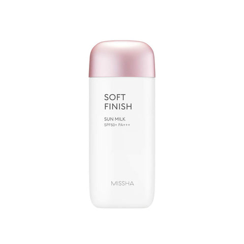 Missha All Around Safe Block Soft Finish Sun Milk EX SPF50+/PA+++ 70ml