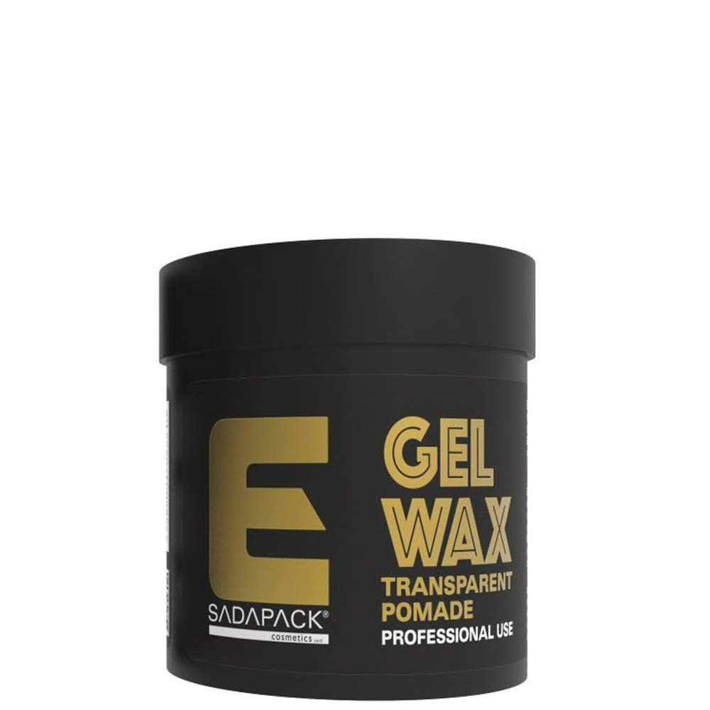 GEL Transparent Men's Hair Pomade, 8.4 Oz