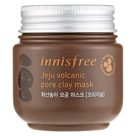 Innisfree Jeju Volcanic Pore Clay Mask 100ml / 3.38 Ounce