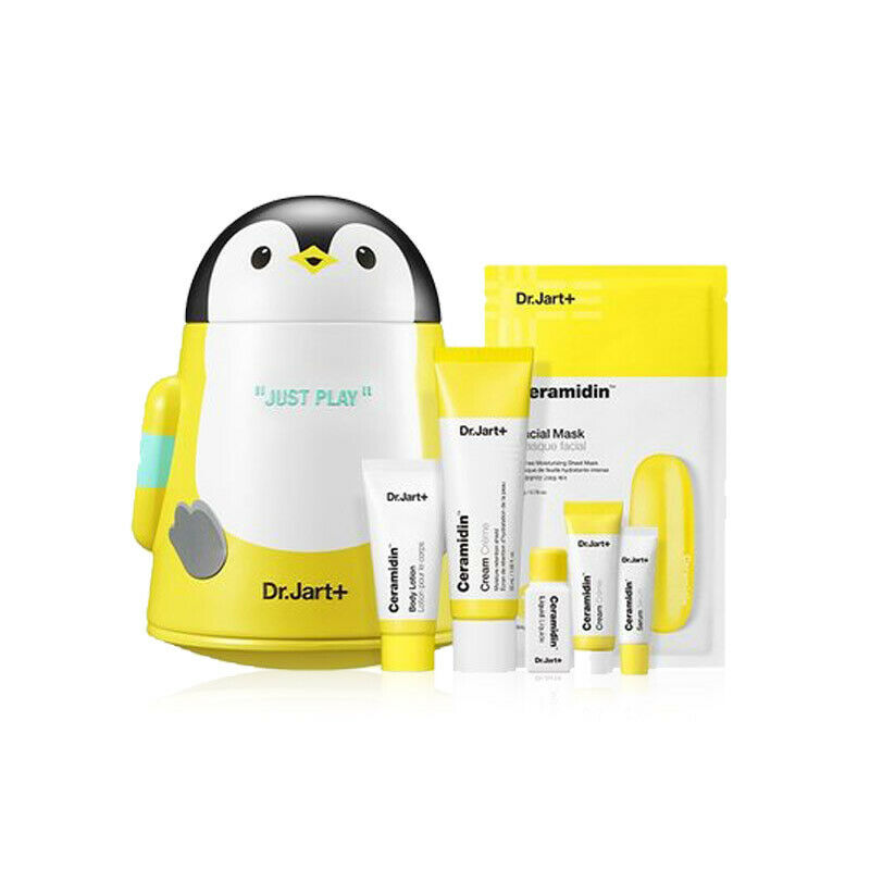 DR.JART+ Ceramidin Cream Play Set Korean Cosmetics Beauty Supply