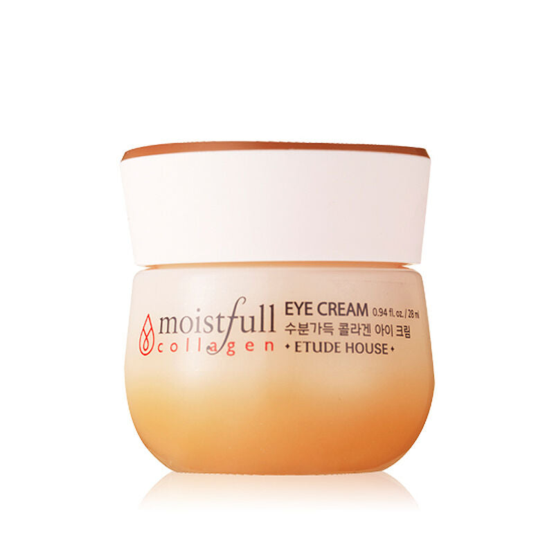 ETUDE HOUSE Moistfull Collagen Eye Cream 28ml Korean Cosmetics Beauty Supply