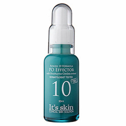 IT'S SKIN Power 10 Formula PO Effector 30ml Enhance Skin Recovery Korean Beauty