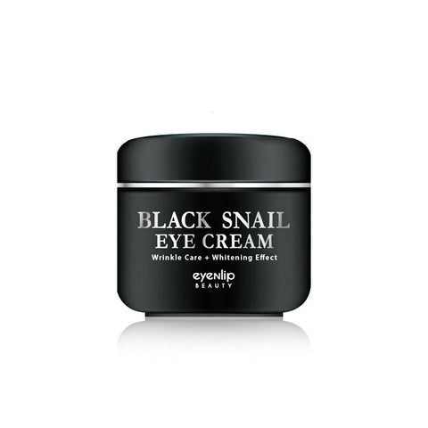Black Snail Eye Cream 50ml Korean Cosmetics eyeNlip Beauty