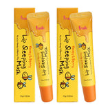 PRRETI Honey & Berry Lip Sleeping Mask (Tube) 1/2pcs Lot Korean Beauty Cosmetics