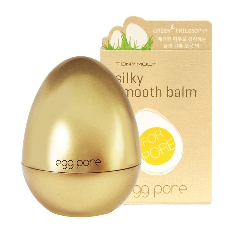 TONYMOLY New Egg Pore Silky Smooth Balm 20g Exclusive Primer For Pores Korean