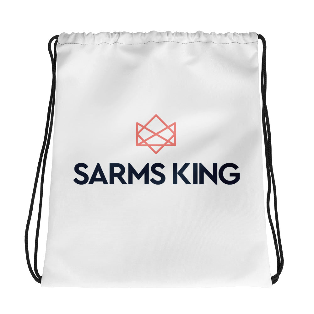 SARMS KING Drawstring bag
