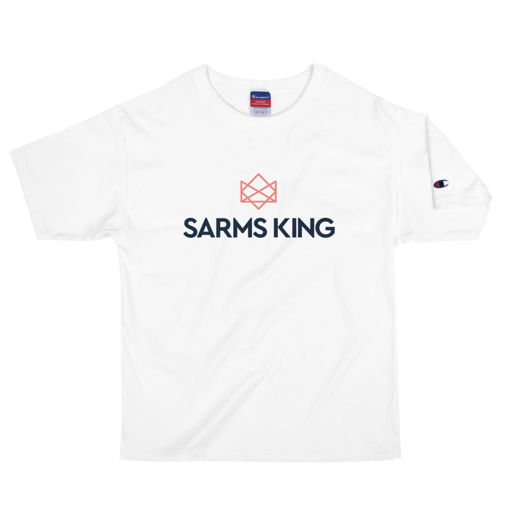 SARMS KING Men's Champion T-Shirt