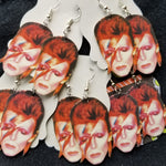 Bowie Fan EARRINGS
