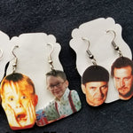 Home Alone EARRINGS