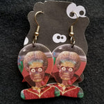 Mars Attacks! EARRINGS
