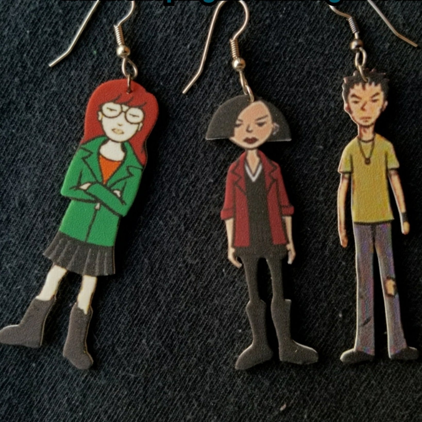Daria Jane & Trent EARRINGS