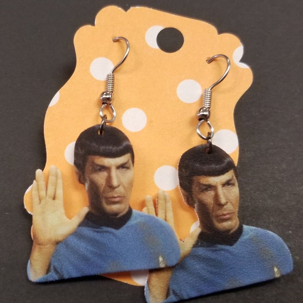 Spock EARRINGS