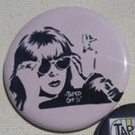 Don't Tell Mom the Babysitter's Dead stencil PIN