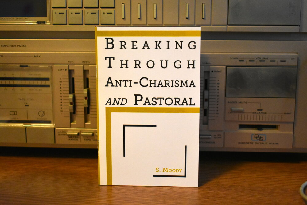 Breaking Through Anti-Charisma and Pastoral ZiNE