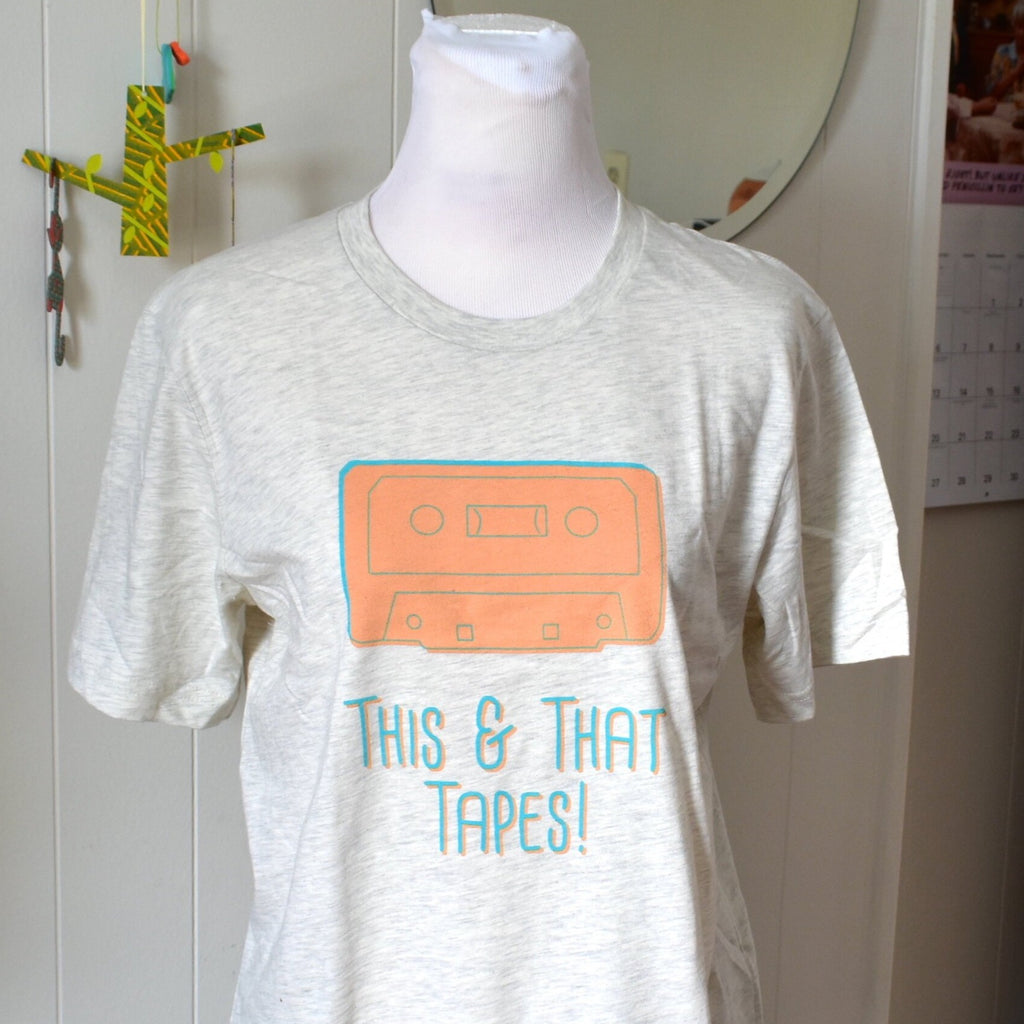 This & That Tapes T-SHIRT
