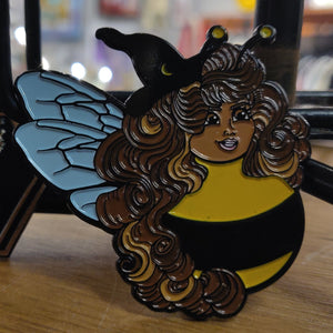 Witchy Bee ENAMEL PIN
