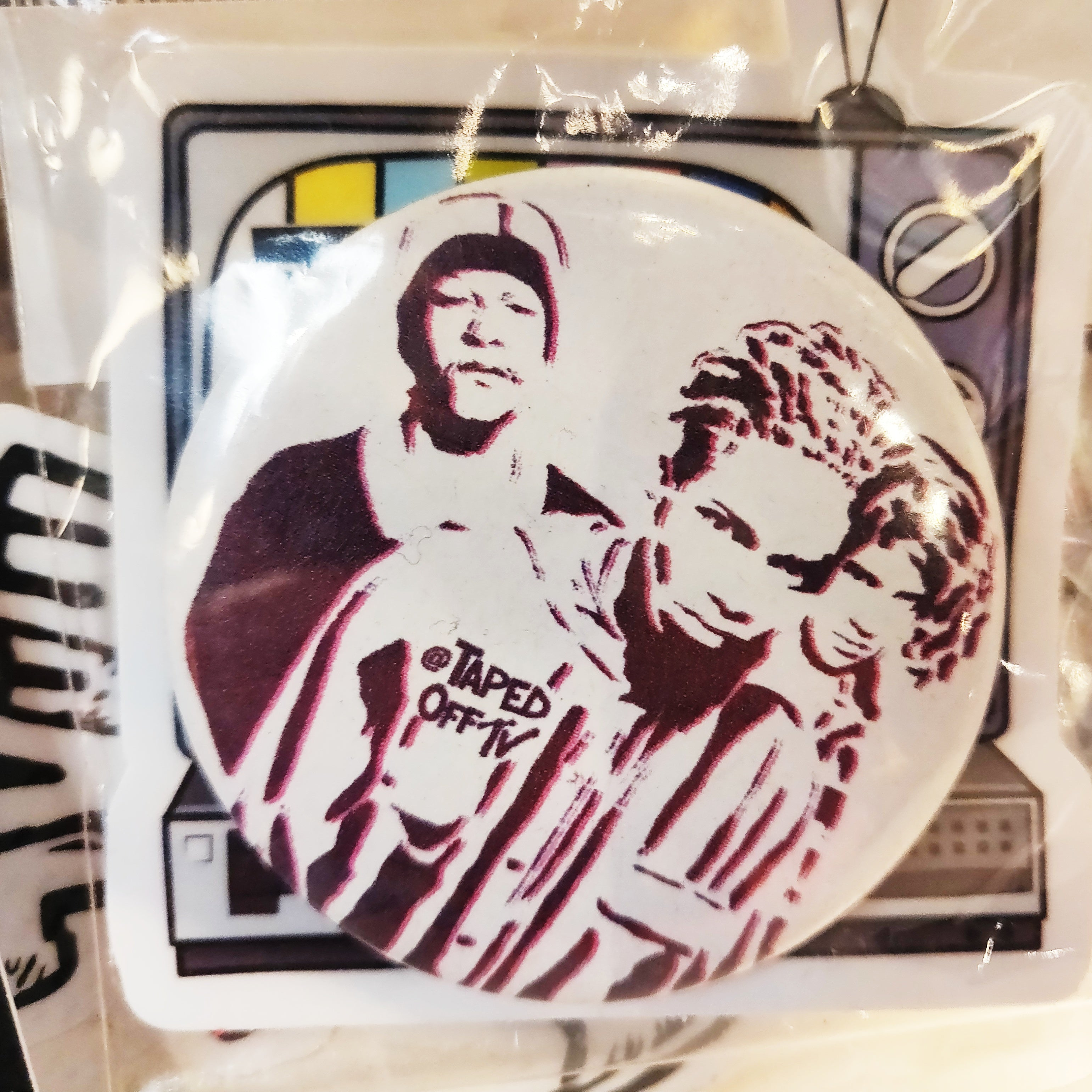 Digable Planets stencil PIN