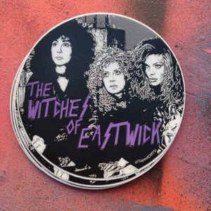 Witches of Eastwick STICKER