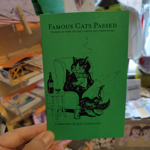 Famous Cats Passed ZiNE