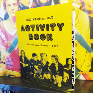 Rex Manning Day ACTIVITY BOOK
