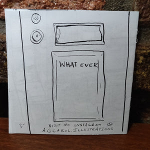 What Did I Leave? ZiNE