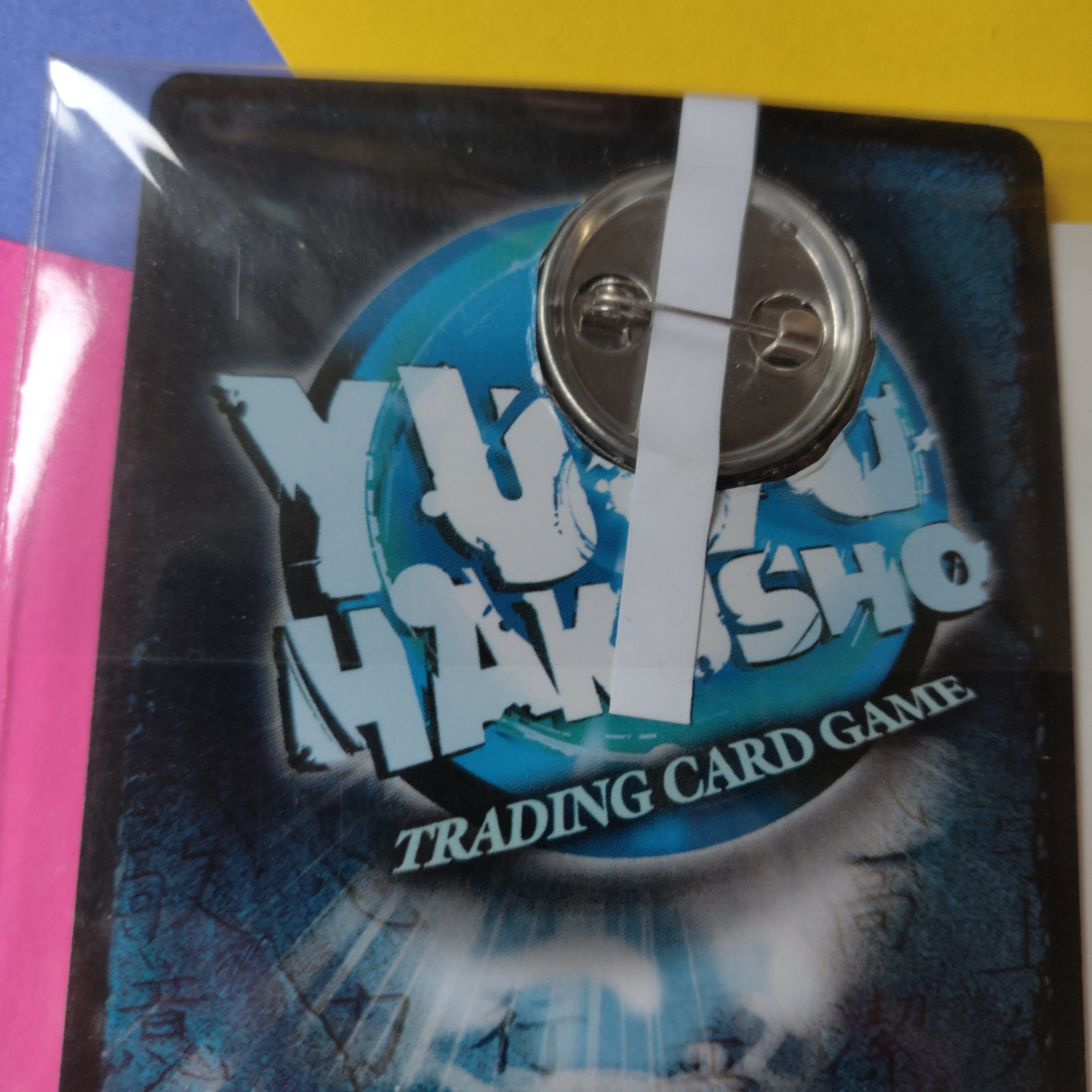 Yu Yu Hakusho Trading Card Game PINS
