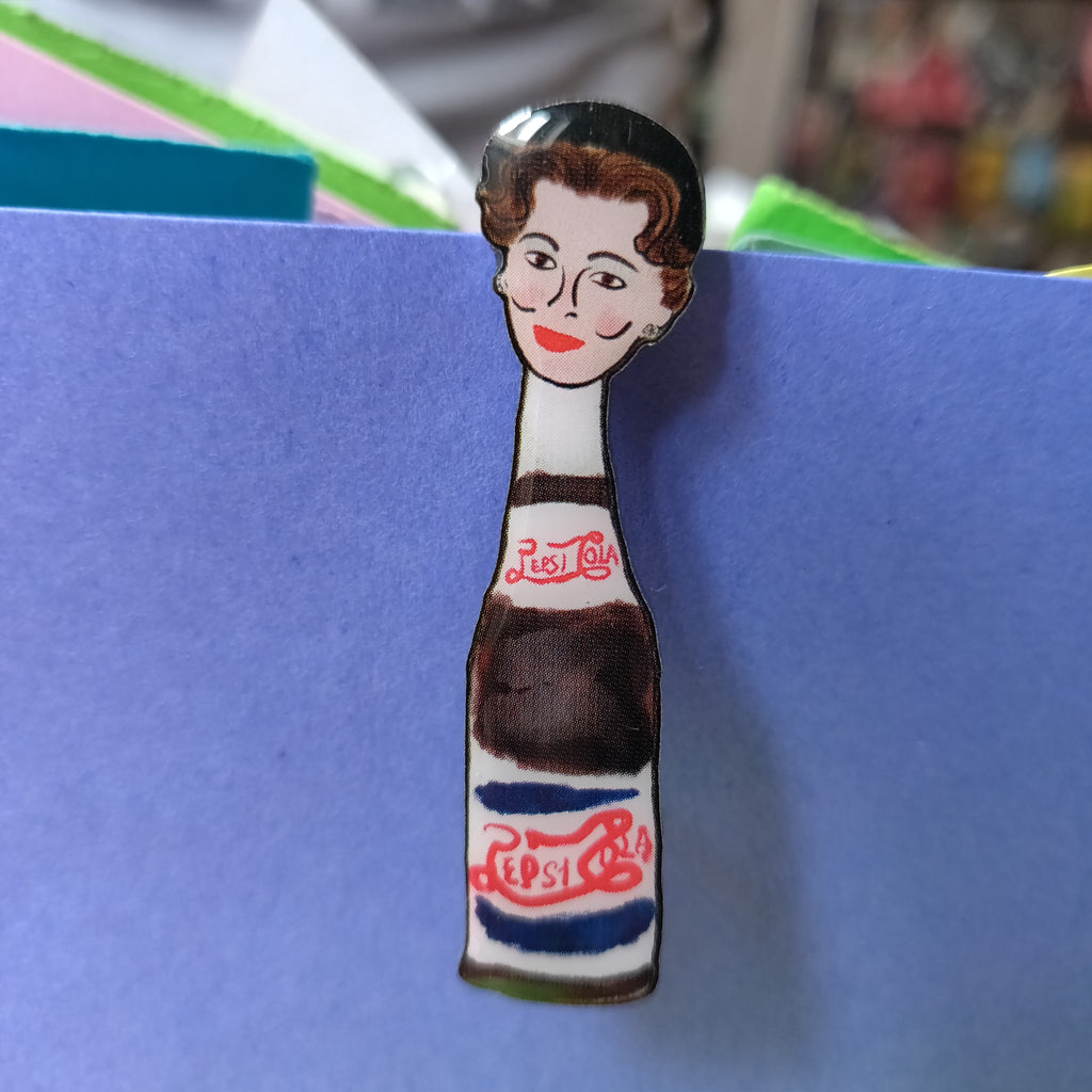 Mommie Dearest ENAMEL PIN