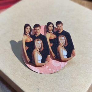 Cruel Intentions STUD EARRINGS