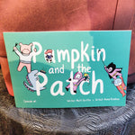 KIDS BOOK Pumpkin and the Patch