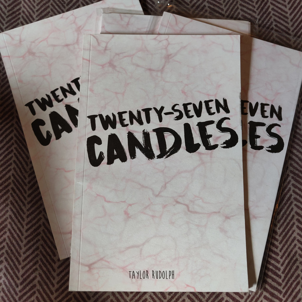 Twenty-Seven Candles BOOK
