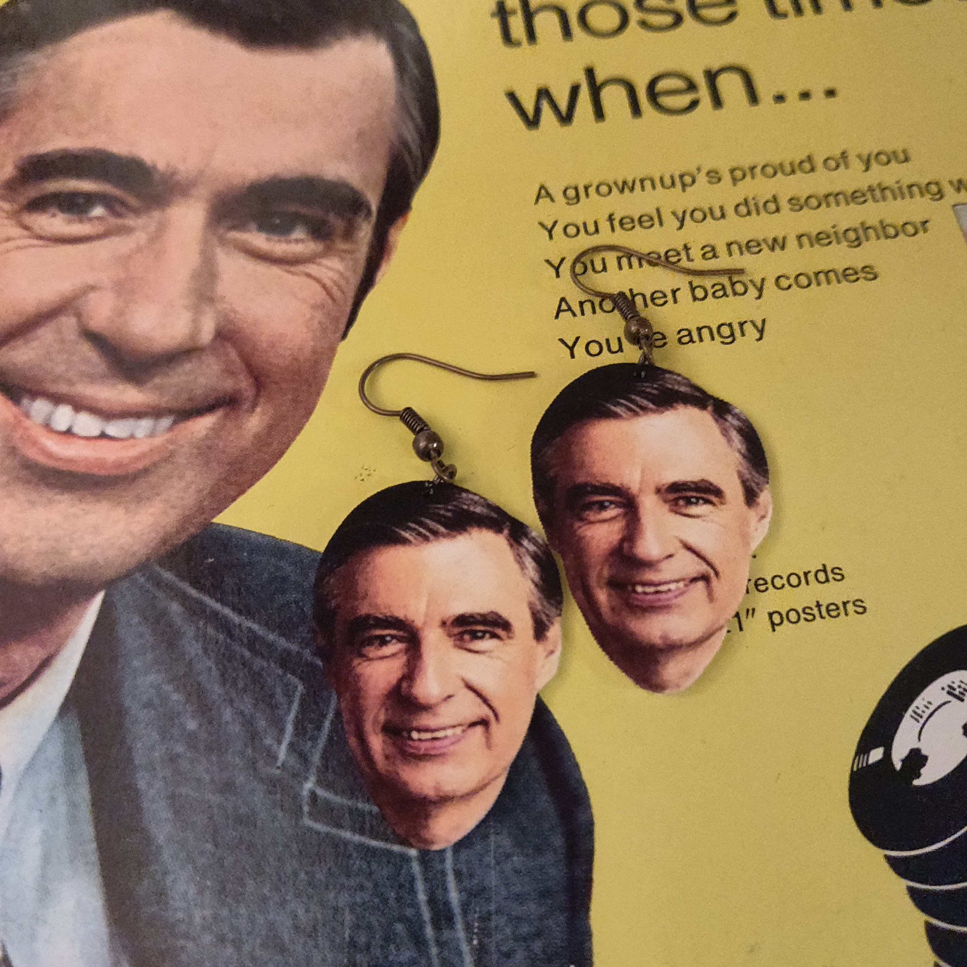 Mr. Rogers EARRINGS