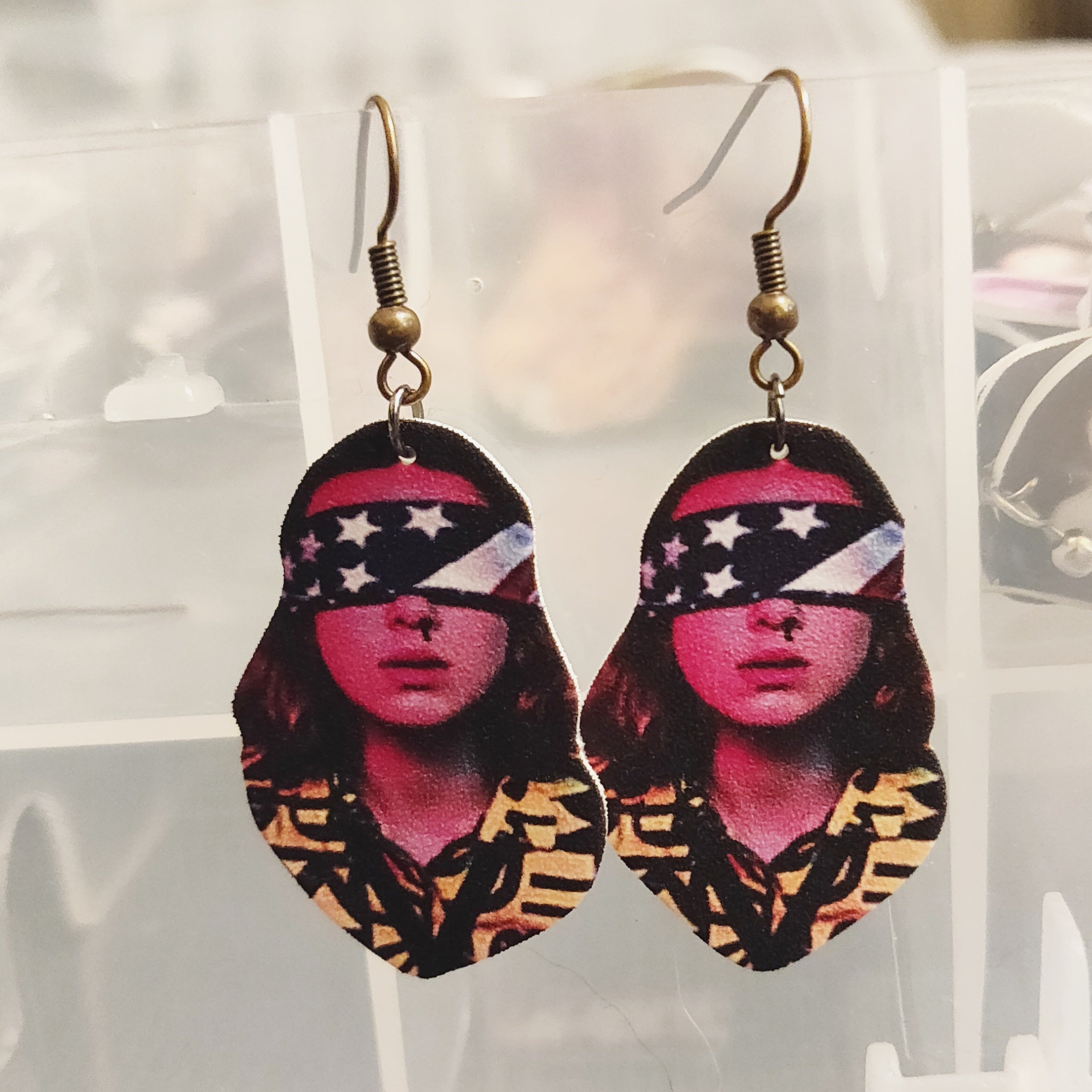 Eleven (Stranger Things) EARRINGS