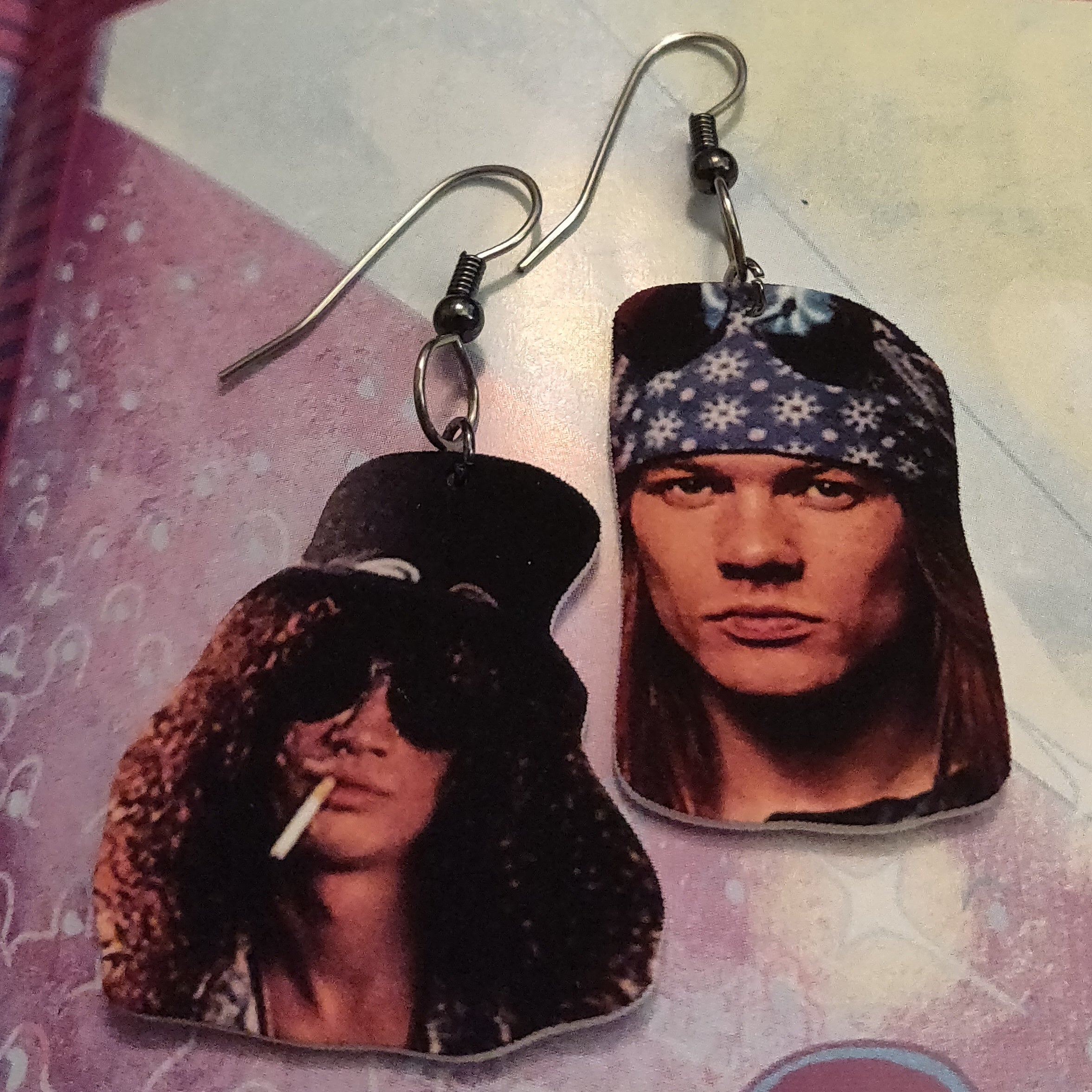 Axl & Slash EARRINGS