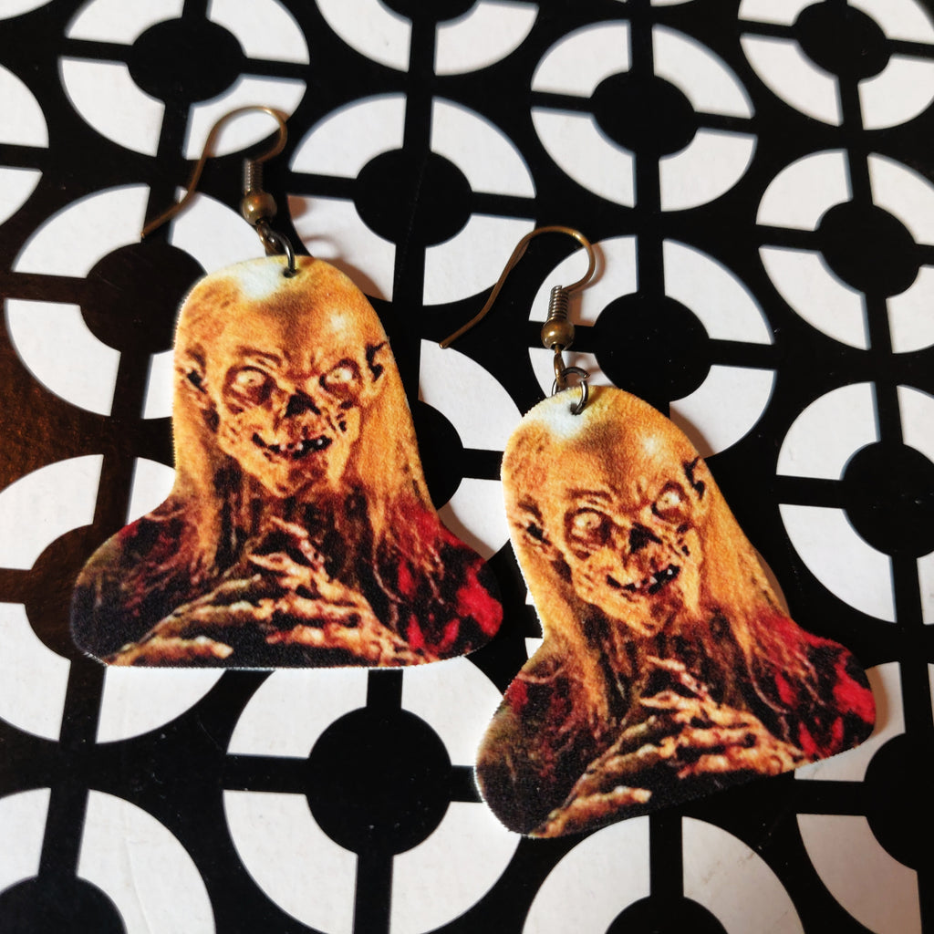 Crypt Keeper EARRINGS