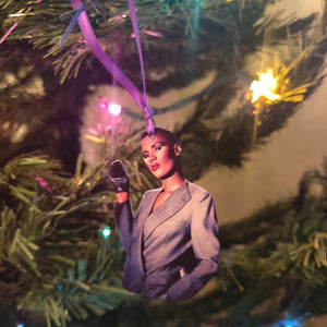 Grace Jones ORNAMENT
