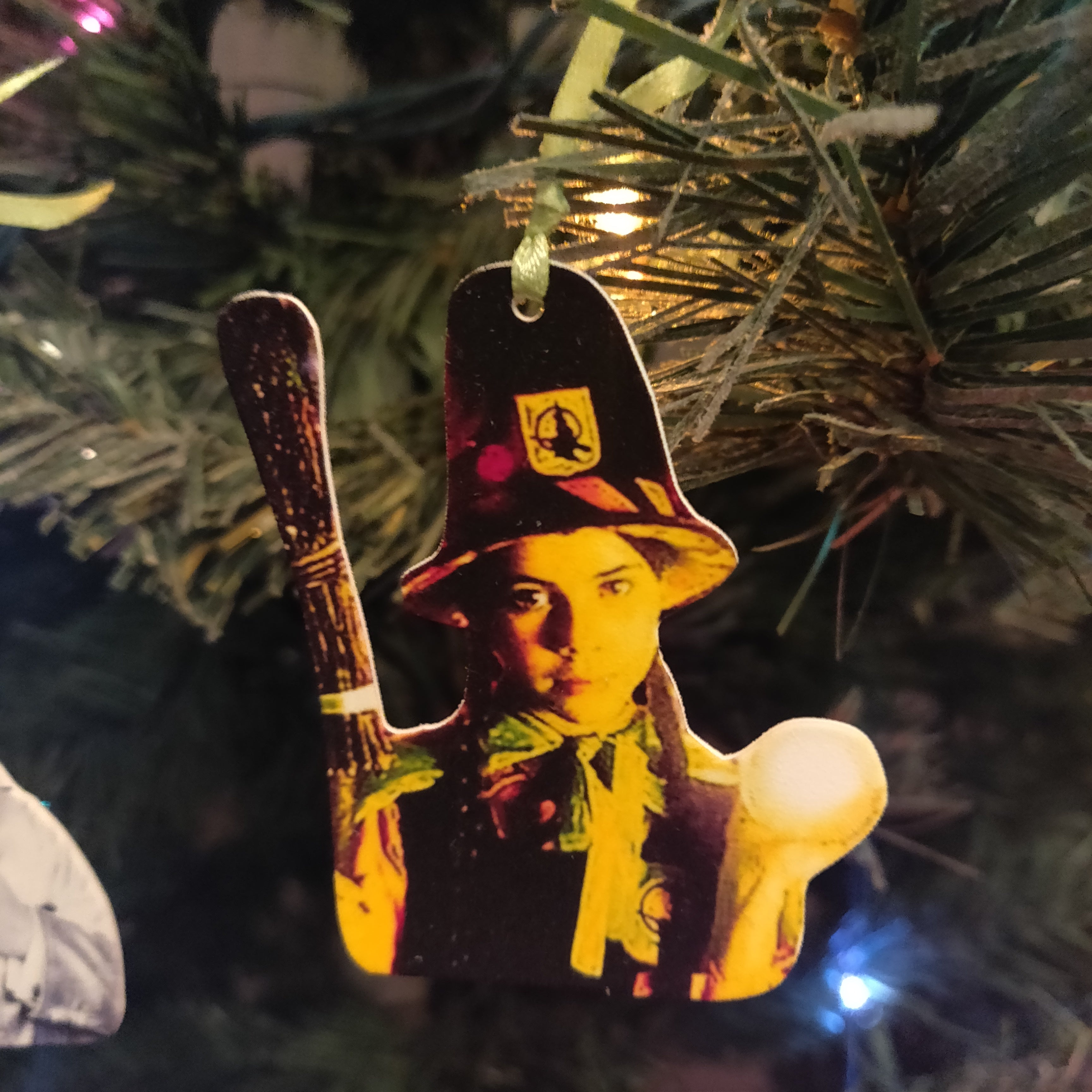 The Worst Witch ORNAMENTS