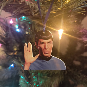 Spock ORNAMENT