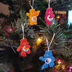 80s Care Bears ORNAMENTS