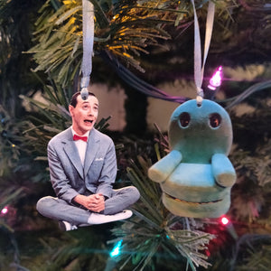 Pee Wee & Chairy ORNAMENTS