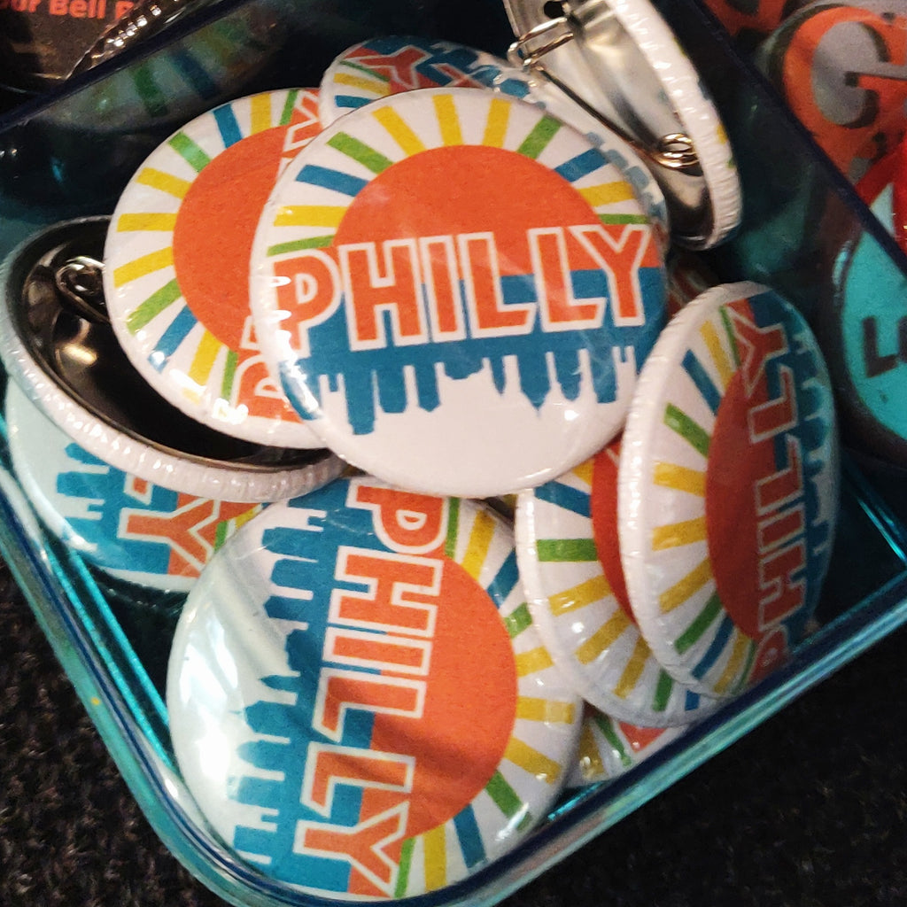Philly Skyline PIN