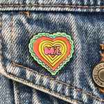 Me Heart ENAMEL PIN