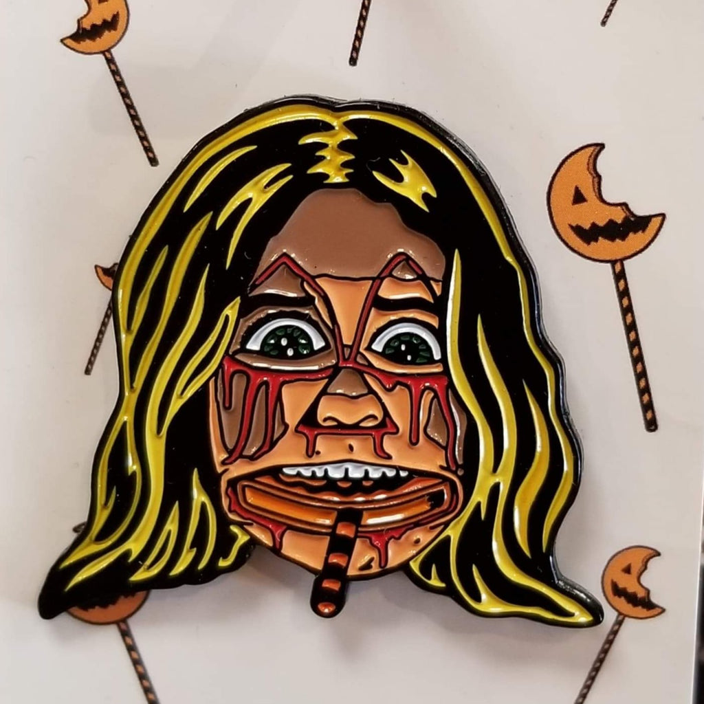 Trick 'r Treat ENAMEL PIN