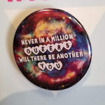 Never in a Million Queers PIN