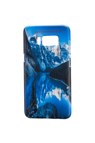 Banff National  Park AB PVC Phone Case for Samsung Galaxy S8