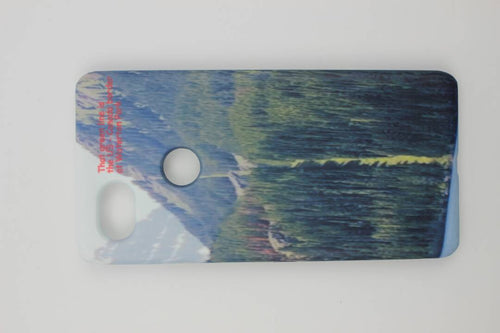 US Canada Border at Waterton Park Phone Case for Google Pixel XL 2