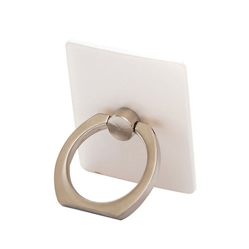 White Phone Ring Holder - Ring Stent